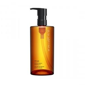 Tẩy Trang Dạng Dầu Shu Uemura Cleansing Oils - Chống Lão Hóa Da (Nâu) (450ml) & Kem Massage Mặt Sulwhasoo Benecircle Massage Cream (50ml) (Quà tặng)