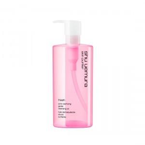 Tẩy Trang Dạng Dầu Se Khít Lỗ Chân Lông Shu Uemura Cleansing Oil Pore Clarifying - Hồng (450ml)