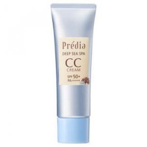 Kem trang điểm đa năng Prédia Deep Sea Spa CC Cream SPF50 +/PA++++ #1